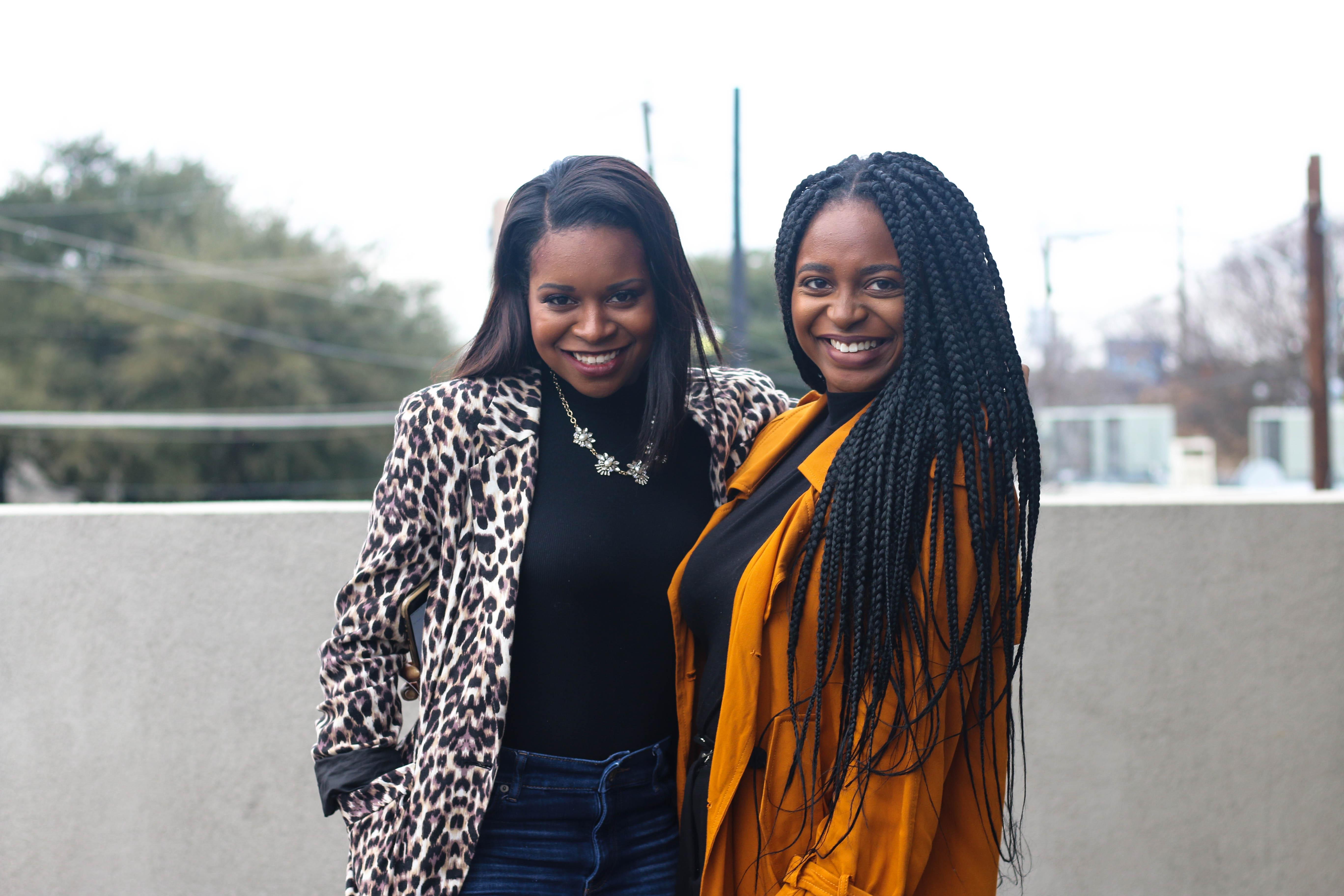 black-women-happy
